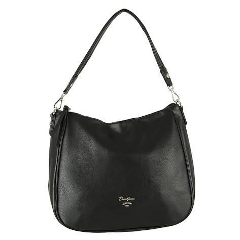 Женская сумка из экокожи David Jones CM5764 Оранжевый, фото 2