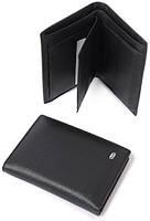 Мужской кожаный кошелек портмоне Dr. Bond с съемным правником