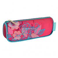 Пенал мягкий 1 Вересня Blossom Розовый (532351)