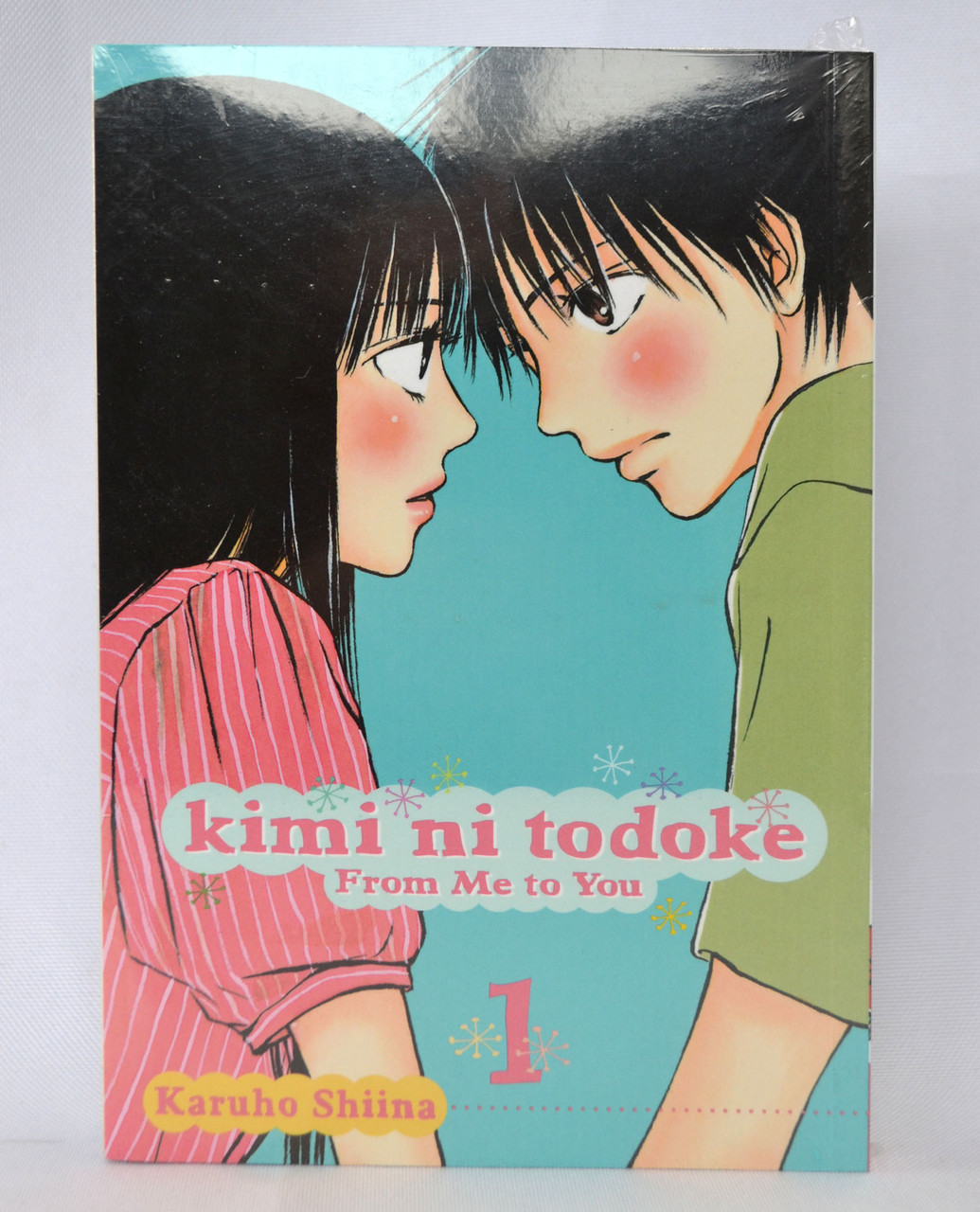 Manga Kimi ni Todoke: From Me to You, Vol. 1 (English language)