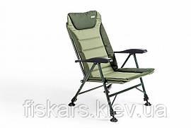 Карповое кресло Mivardi Premium Quattro до 175 кг (M-CHPREQ)