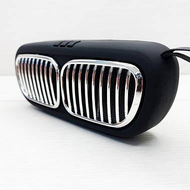 Портативна колонка Wireless Speaker NBS-11 (Чорна), фото 3