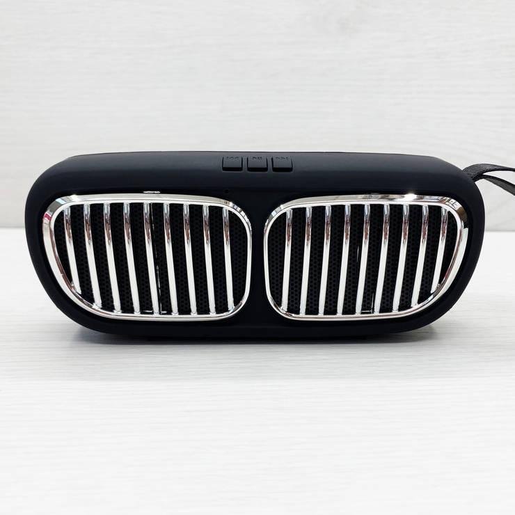 Портативна колонка Wireless Speaker NBS-11 (Чорна), фото 2