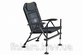 Стілець для фідерної риболовлі Mivardi Comfort до 140 кг (M-CHCOMF)