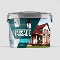 Фарба фасадна акрилова FASSADE COLORINA 1.4 кг