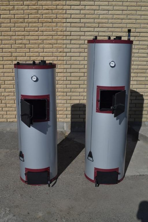Твердотопливный котел длительного (верхнего) горения Ekoterm Standart 15 кВт