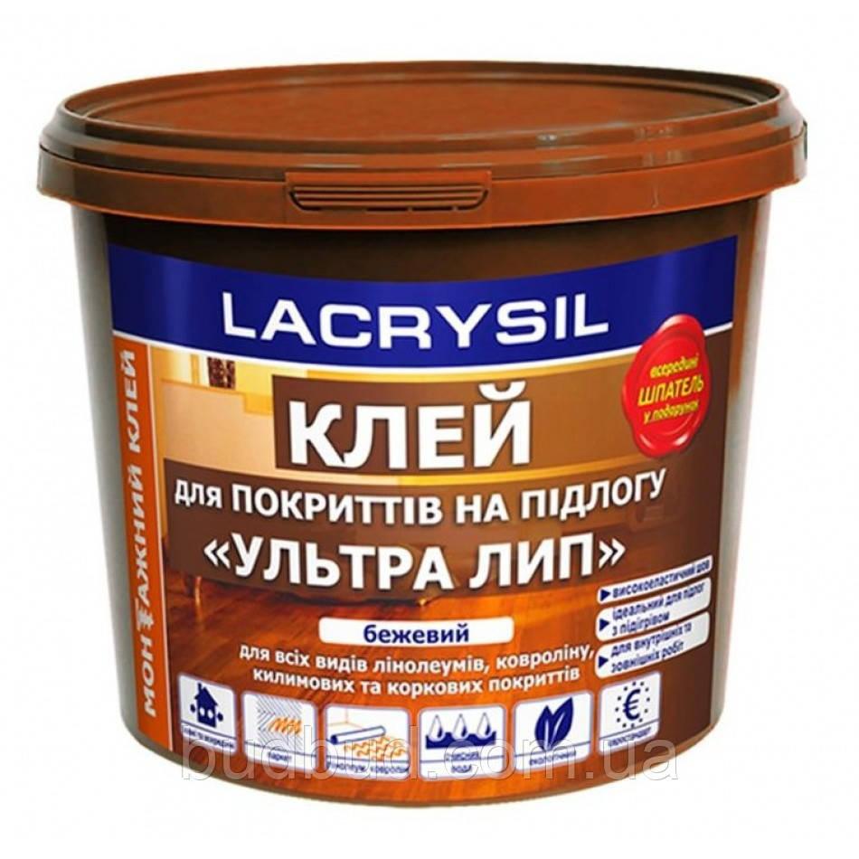 Клей для напольных покрытий «Ультра Лип» 12 кг