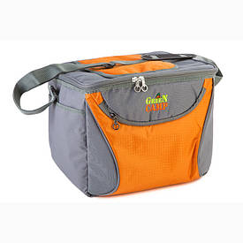 Термосумка сумка-холодильник Green Camp 15 л GC1410-3