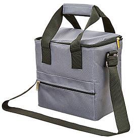 Термосумка (сумка-холодильник) 15л GA-0292-15 Серый, Полиэстер