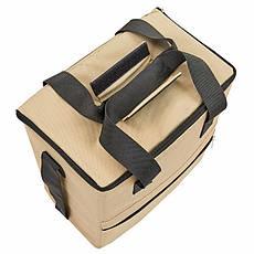Термосумка (сумка-холодильник) 10л GA-0292-10 Бежевый, фото 2