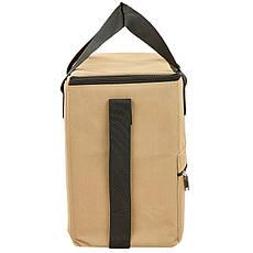 Термосумка (сумка-холодильник) 10л GA-0292-10 Бежевый, фото 3
