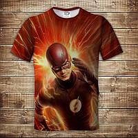Футболка 3D The Flash - Флеш