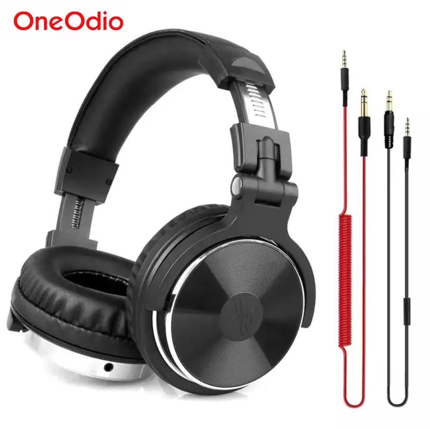 Навушники OneOdio Studio Pro 10 Black провідні професійні студійні навушники