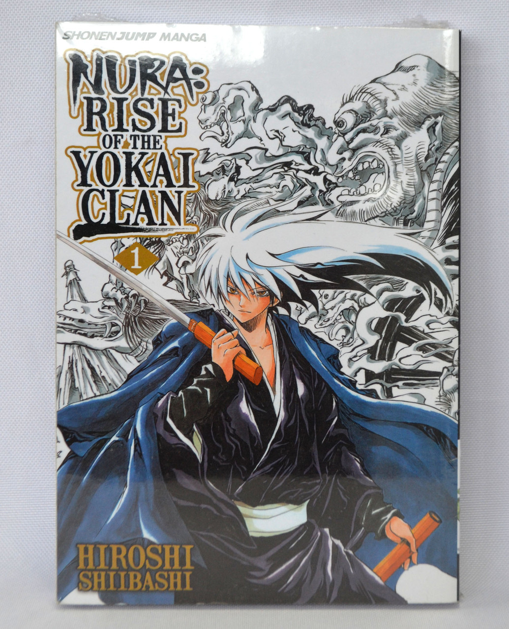 Manga Nura: Rise of the Yokai Clan, Vol. 1 (English language)