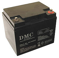 Гелевый аккумулятор для систем резервного и автономного питания, СЭС, PK40-12 GEL 40A*ч 12В, GEL, фото 1