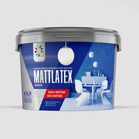Краска глубокоматовая интерьерная MATTLATEX COLORINA 3,5 кг