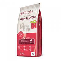 Сухий корм холистик для собак Fitmin medium performance для собак середніх порід з підвищеною активність ,Чехія, фото 1