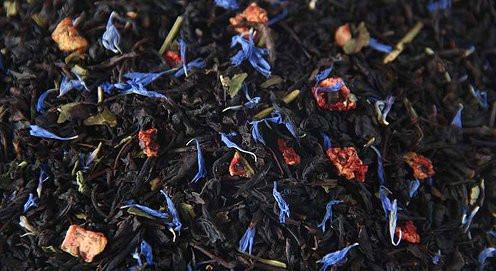 Черный чай с добавками Брызги Шампанского