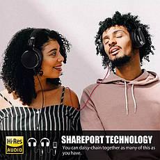 Наушники OneOdio Studio Pro 10 Pink проводные профессиональные студийные наушники, фото 3