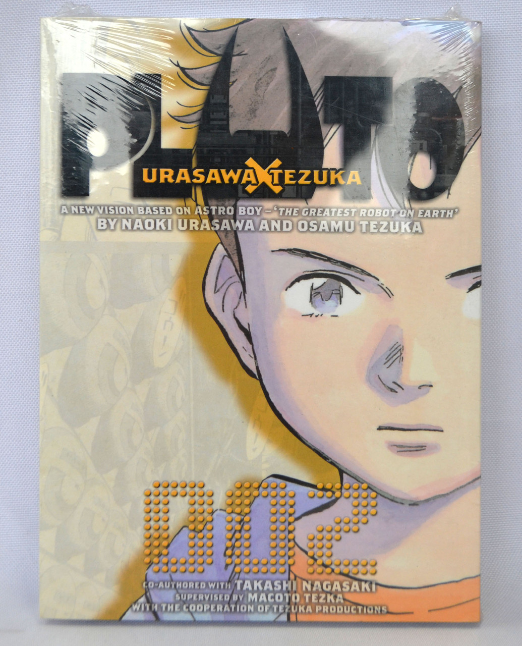 Manga Pluto: Urasawa x Tezuka, Vol. 2 (English language)
