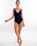 Женский слитный купальник Aqua Speed Grace 38 Темно-синий (5005), фото 2