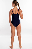 Женский слитный купальник Aqua Speed Grace 38 Темно-синий (5005), фото 5