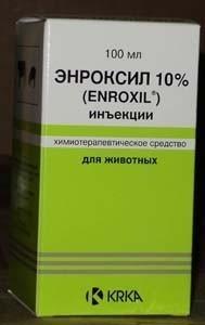 Если инфекция не дает покоя — Энроксил