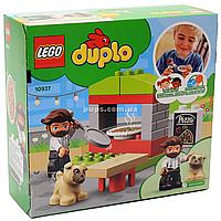 Конструктор LEGO DUPLO Киоск-пиццерия, 18 деталей (10927)