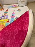 """Бесплатная доставка! С дефектом!Ковер в детскую  """"Замок принцессы"""" (1.5*2 м), фото 5"""