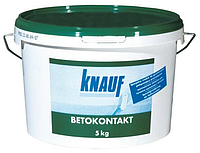 Грунт Бетоконтакт Knauf, 5 кг