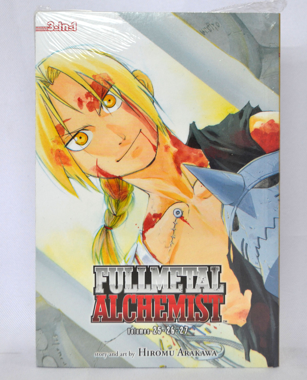 Manga Fullmetal Alchemist (3-in-1 Edition), Vol. 9 (English language)