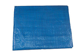 Тент Intertool - 2 x 3 м x 65 г/м², синий