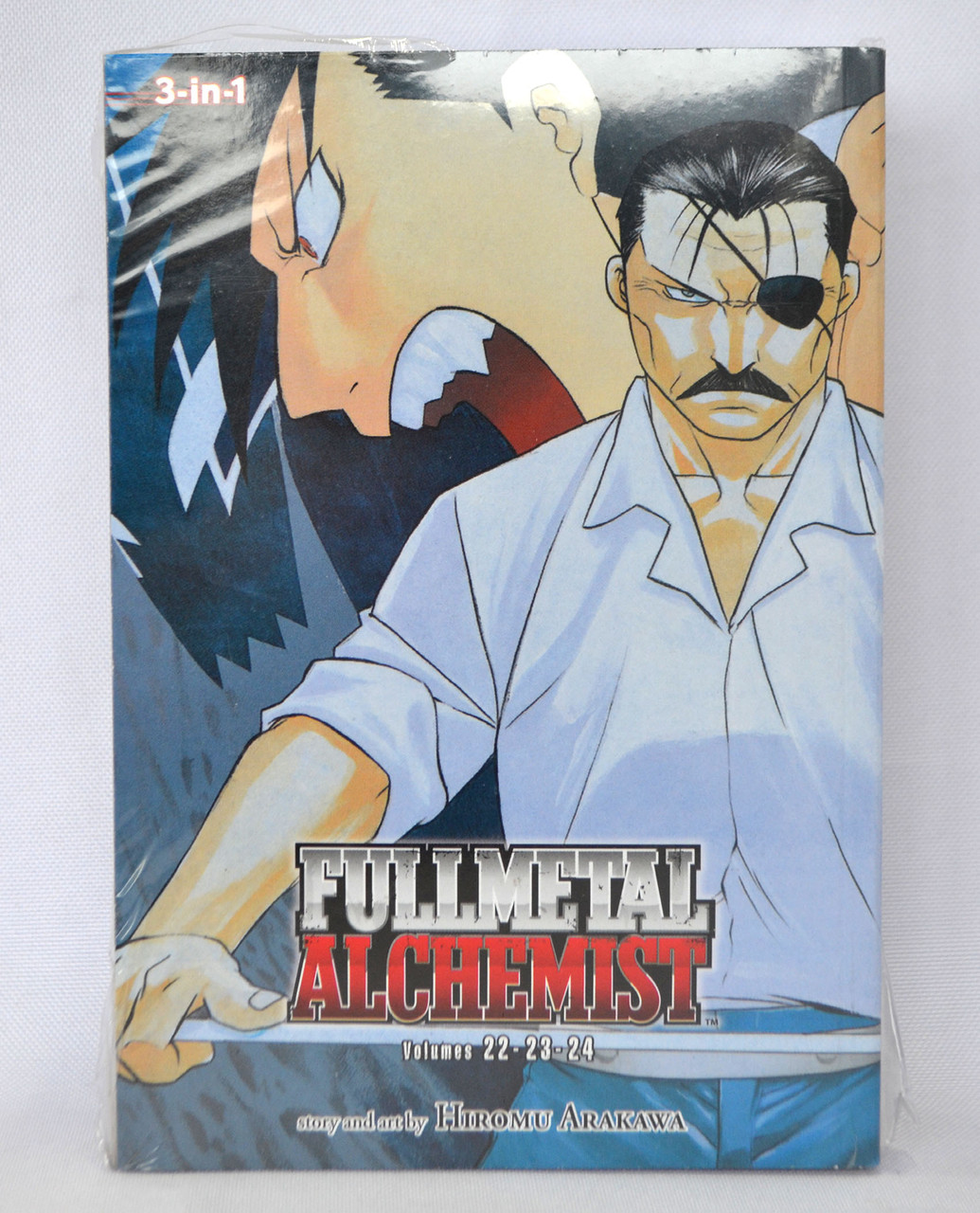 Manga Fullmetal Alchemist (3-in-1 Edition), Vol. 8 (English language)