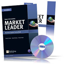 Market Leader Upper~Intermediate, CourseBook + Practice File + CD / Учебник + Тетрадь английского языка