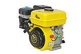 Двигатель бензиновый Кентавр ДВЗ-200Б  Двигатель на культиватор, генератор, мотопомпу., фото 4