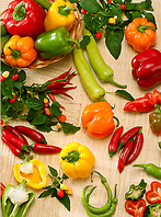 Турецкая клеёнка на стол Свежие овощи Новинка!