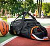 Спортивная сумка IRONSMITH TR-30 с отделом для обуви (30 литров)