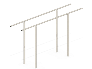 Бруси гімнастичні C73