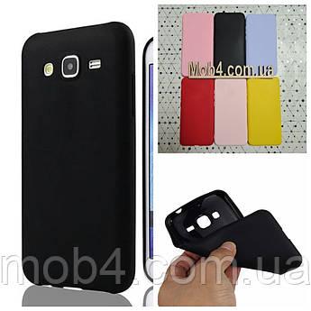 Силиконовый чехол Candy (Кенди) для Samsung Galaxy j7
