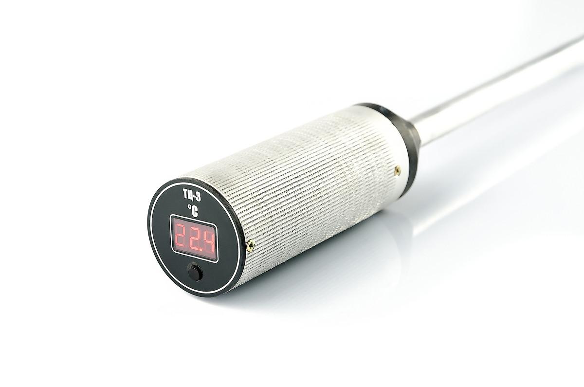 Термоштанга цифровая ТЦ3 1.1 м алюминиевая