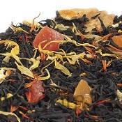 Черный чай с добавками Наглый фрукт