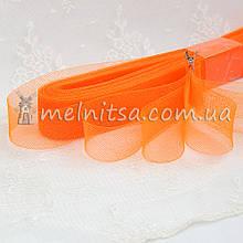 Регилин (кринолин), 30 мм, оранжевый
