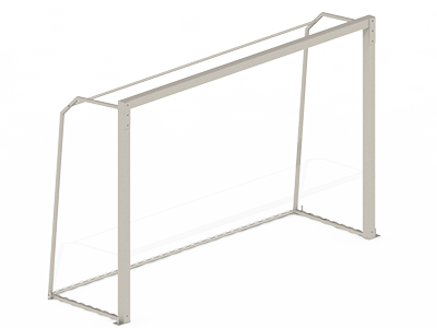 Ворота гандбольные C66, фото 2