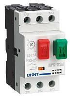 Автомат защиты двигателя NS2-25 4-6.3A СНІNT