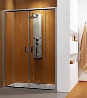 Душевые двери Premium Plus DWD 1600 размер 1572x1615x1900 Radaway (стекло прозрачное)