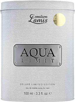 Creation Lamis Aqua Limit туалетна вода 100 мл