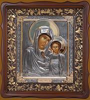 Икона Казанской Божьей Матери (1 вариант) 36 см * 32 см