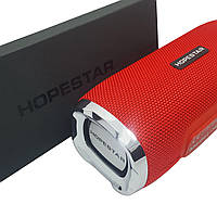 Портативная беспроводная Bluetooth колонка Hopestar H24 Красная