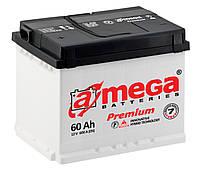 Аккумулятор автомобильный A-Mega Premium 6CT 60Ah 600A