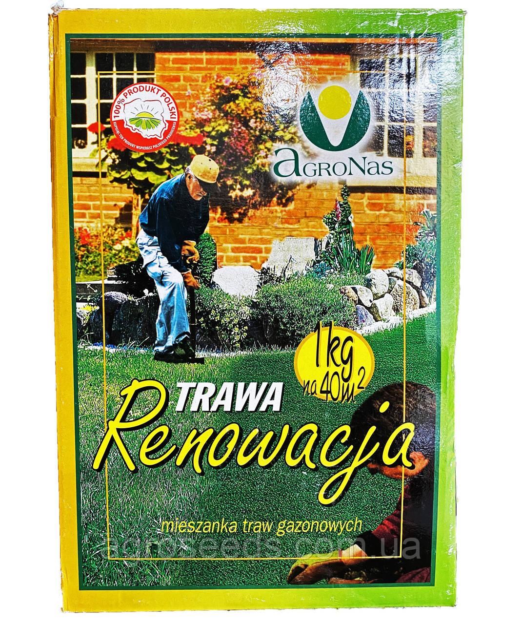 Семена газонной травы 1 кг